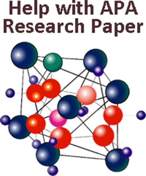 APA Format Research Paper Your paper should have 10 pages